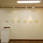 solo exhibition 2012.8.7-14