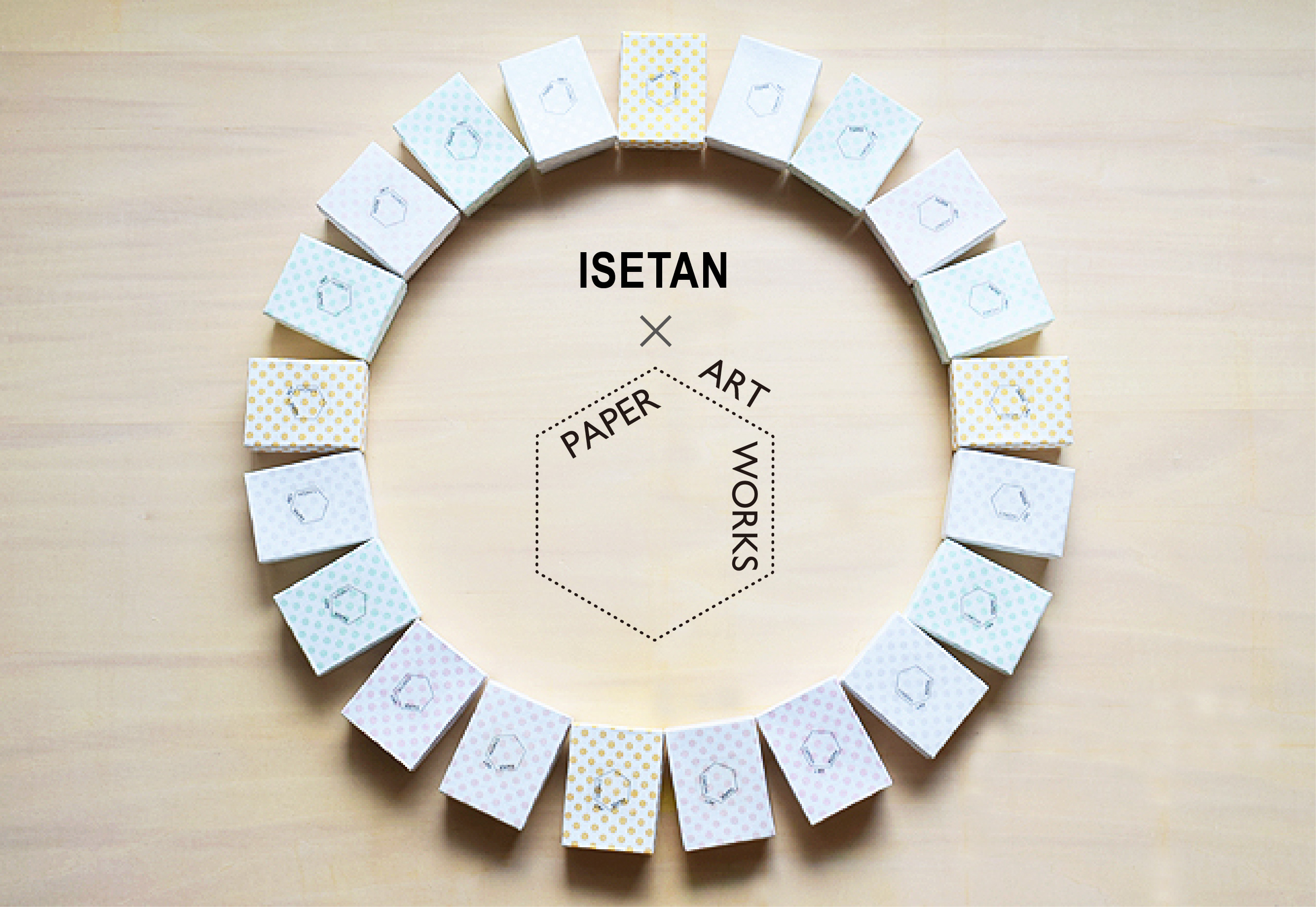 isetan package logo